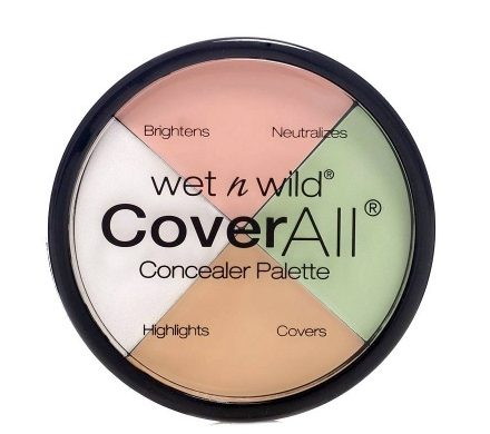 Wet n Wild paleta korektorjev - Photo Focus Correcting Palett