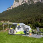 Šatori za kampiranje u svim uvjetima