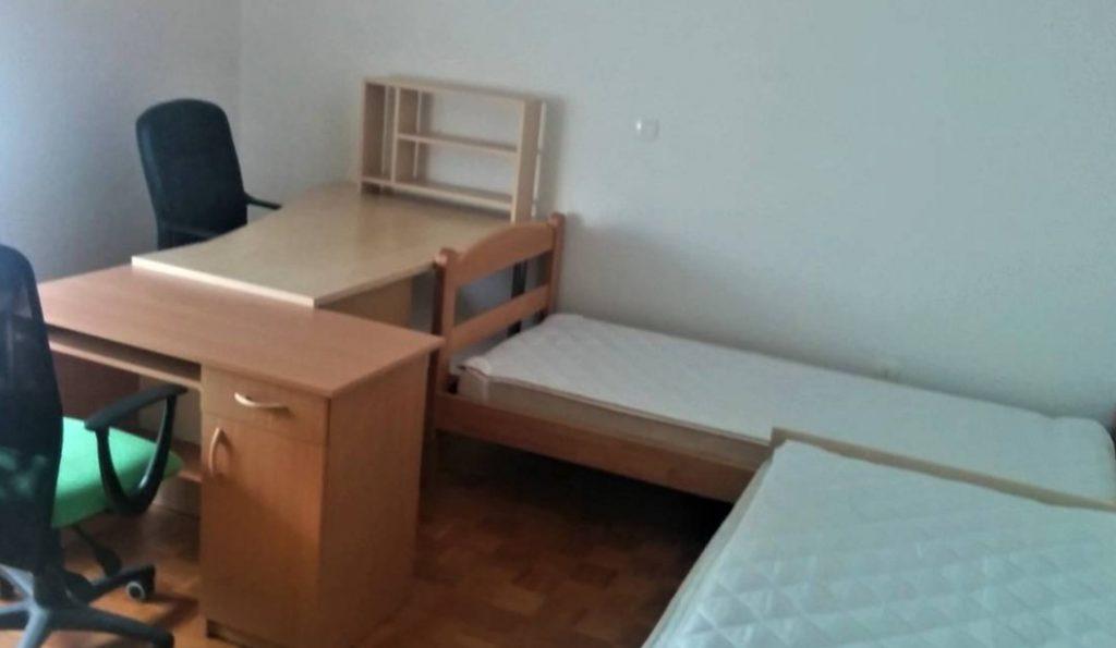 Potražnja za studenskim sobama i studentskim stanovim